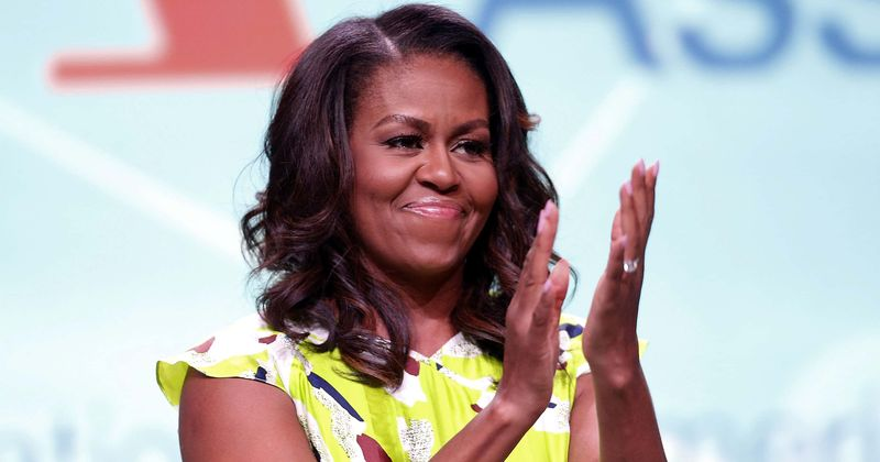 Michelle Obama named 2019's 'People of the Year'. Here's a look at the incredible year she's had