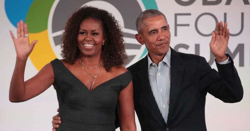 Barack and Michelle Obama were just nominated for their first Oscar in a historical move