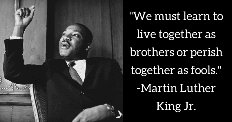 Remembering Martin Luther King Jr S Legacy With 20 Of His Most Famous Quotes