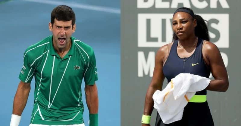 Why Did We Treat Novak Djokovic So Differently To Serena Williams